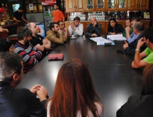 La CHMS mejorará el firme del Malecón en Sarria
